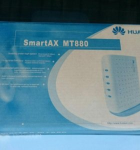 ADSL маршрутизатор Smartax MT880