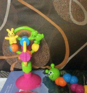 Игрушки бу для малышей