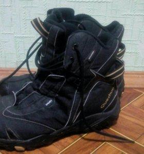 Ботинки зимние Quechua 40р-р