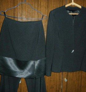 Костюм - жакет, юбка. Новый.