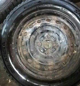 Комплект колес Lassa Snoways Era 185/65 R15