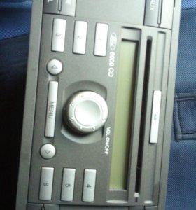 Штатная аудио система форд фьюжин