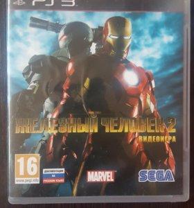 Железный человек 2 PS3