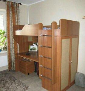 Мебель для подростка Лазурит