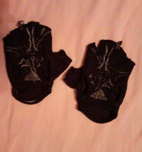 Перчатки для спортзала (женские) 2 пары