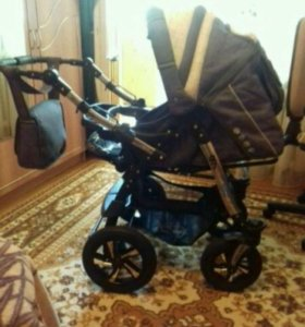 Детская коляска baby-merc q7