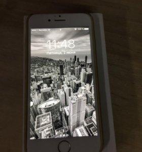 -8,88% Оригинальный Iphone 6 gold 16g