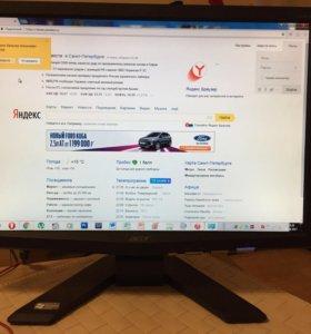 монитор LCD Acer X193W
