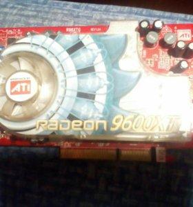 Видеокарта ATI RADEON 9600XT