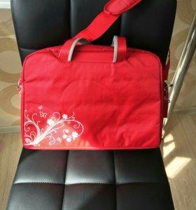 Новая сумка для ноутбука.