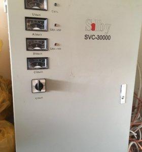 Стабилизатор электрический 20квт