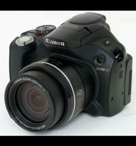 Canon sx 30 is