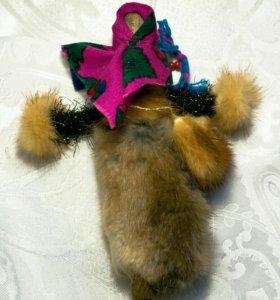 Кукла на палке