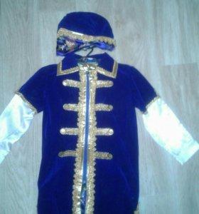 Костюм новогодний султан