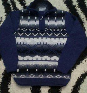 Новый свитер р.54