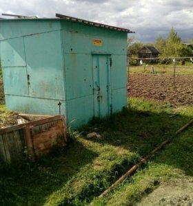 Продам садовый участок у пристани 4 сотки под ижс