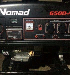 Бензиновый генератор 5 кв
