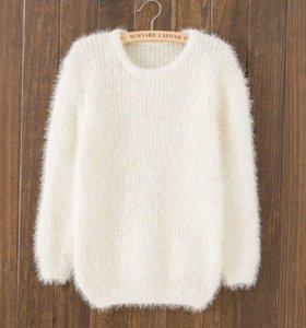 Очень тёплый свитер ✨