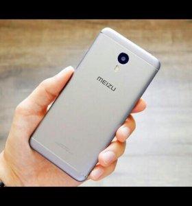 Meizu M5 Note 16 gb grey