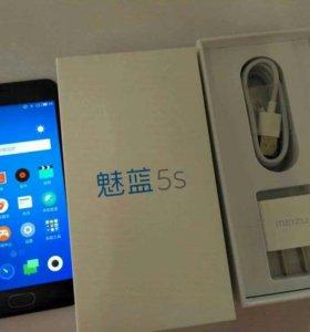 Meizu M5S 32 gb gold