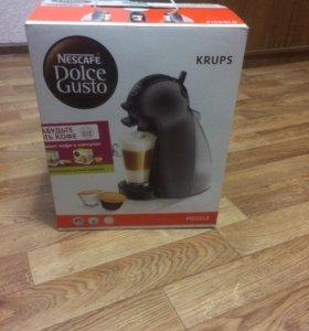 Кофе- машина Nescafe
