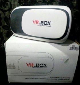 Очки VR3dBox виртуальной реальности