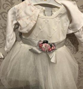 Нарядное платья детские