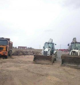 Доставка земли, щебня, песка и тд. Без посредников