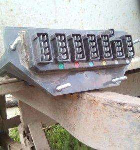 Блок предохранительный ваз 2107