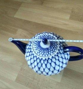 Новый доливной чайник