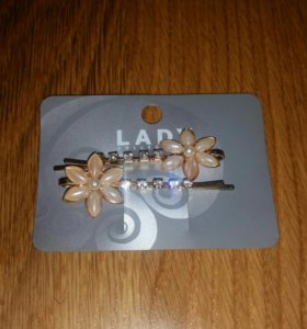 Заколки для волос Lady collection
