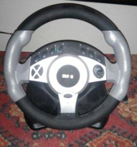 Продам игровой руль для пк