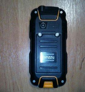 Защищенный телефон GINZZU R6 DUAL