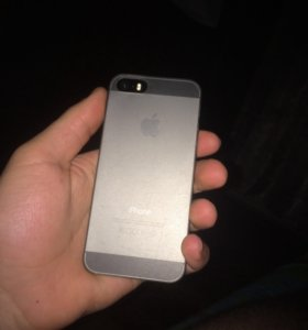 iPhone 5s ещё на гарантии