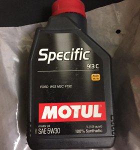 Моторное масло Motul 913c 1л для Ford