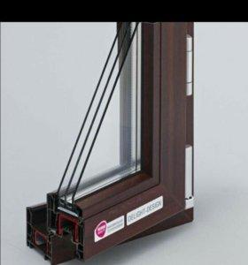 Окна,двери из ПВХ и алюминия под заказ