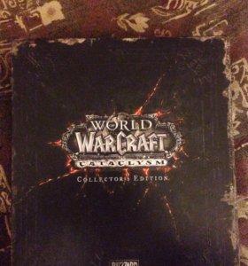 World of Warcraft Cataclysm Коллекционное издание