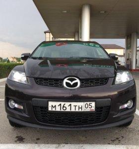 Mazda CX-7 2007 год