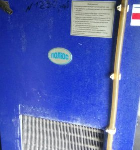 Охладитель пивной 3 потока