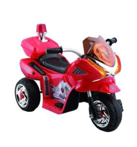 "Электромобиль ""Мотоцикл-мотор 30Вт"" 1TOY"