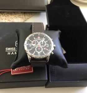 Мужские часы swiss military hanowa !