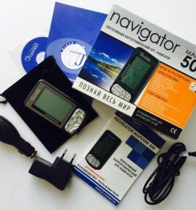 Картографический GPS навигатор MAPVIEW 500