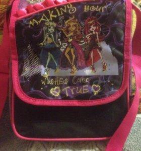 Детские сумки 3 шт