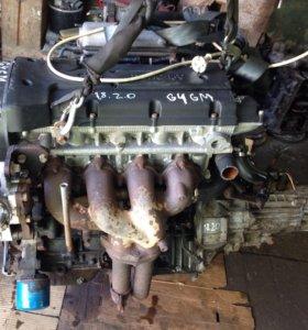 Двигатель на Хендай Лантра Тибурон 1.8..
