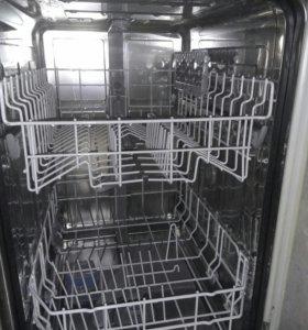 В отличном состоянии посудомойка