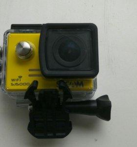 Камера Sjcam SJ5000, wifi.
