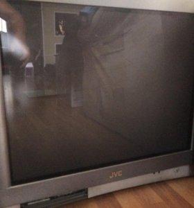 Телевизор JVC Япония