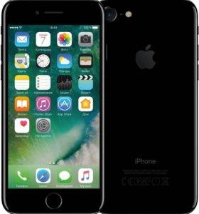 iPhone 7 128 Gb черный оникс
