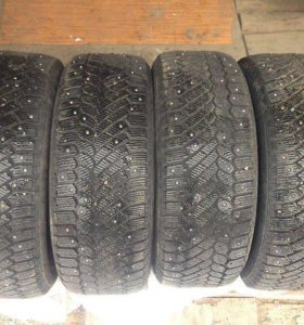 Резина Continental ContilceContact 215/55 R17
