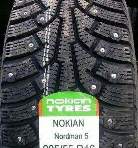 205/55 r16 Nokian nordman 5